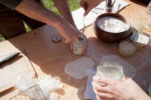 Sourdough mother-making